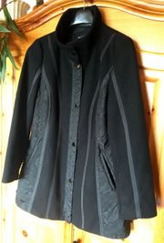 Elegante Damen Winterjacke Bexleys schwarz