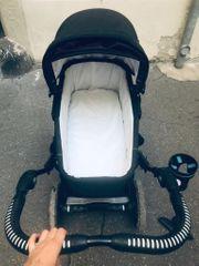 Emmaljunga Nitro Sport Kinderwagen - Buggy