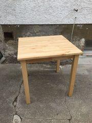 Holztisch Wohnzimmertisch Beistelltisch Tisch