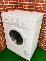Eine kompakte Waschmaschine von Beko