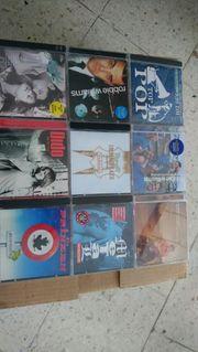 89 verschiedene CDs