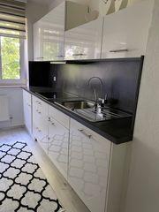 Einbauküche Hochglanz inkl Elektrogeräte