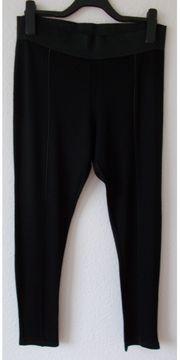 Leggings schwarz Gr 44 46