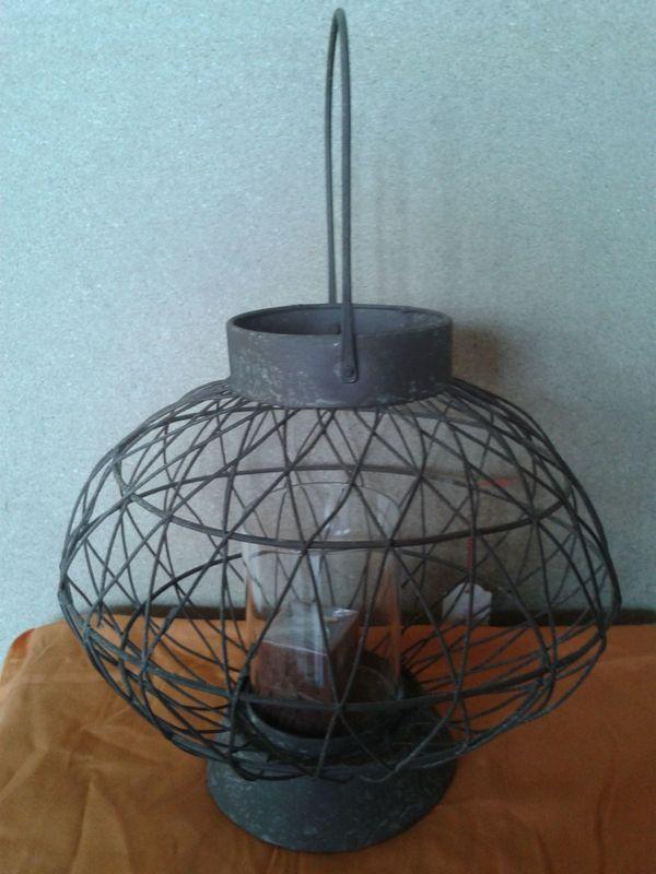 laterne mit glaseinsatz in feldkirch sonstiges f r den. Black Bedroom Furniture Sets. Home Design Ideas