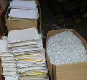 Schreddern ihre sensiblen Dokumente Aktenvernichtung