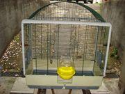 Verkaufe günstig Vogelkäfig
