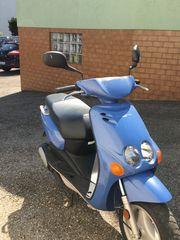 Yamaha Roller 50ccm blau nur