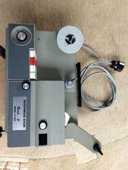 Super 8 Filmprojektor Autothread Zoom
