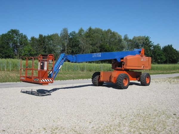 Arbeitsbühne Genie S65 Teleskop S65 - Allrad