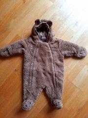 Sterntaler Kinder Kuschel Bär Winteranzug