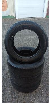 4 neuwertige Bridgestone Sommerreifen 205-55-16