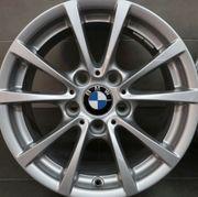 reduziert- neuwertige BMW Komlpettradsatz Sommerreifen