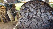 Brennholz wegen Heizungsumstellung günstig abzugeben