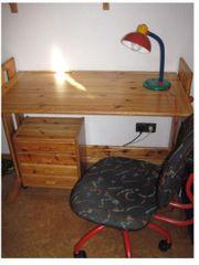 Kinderschreibtisch - Set