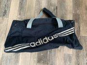 Adidas Sporttasche Tasche gebraucht blau