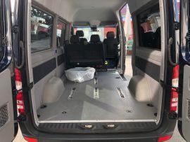 Bild 4 - Möbel-Taxi-Fahrer Umzugsfahrer mit Sprinter schnell - Zirndorf