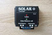 SOLAR Laderegler 12V 4A max
