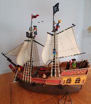 Playmobil rieiges Piratenschiff