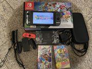 Nintendo Switch Paket Super Smash