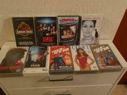 VHS Filme Videokassette