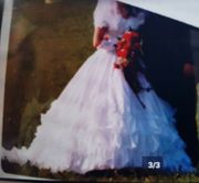 Hochzeitskleid neuwertig aus erster Hand