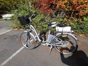 E-bike e bike comfort 100