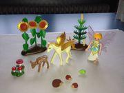 Playmobil Waldfee mit Pegasusbaby