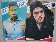 VERSANDFREI Neu - 2 Geißbockechos FC-Clubmagazin