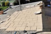 Verschenke Terrassenplatten Platten für Garten
