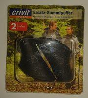 2 x Nordic Walking Ersatz-Gummipuffer