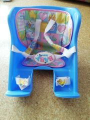 Kindersitz für Fahrrad für Babyborn