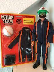 ACTION TEAM MAN - FIGUR - PILOT