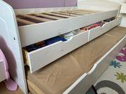 Kinderbett - Funktionsbett weiß