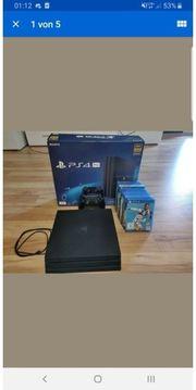 Playstation 4 Pro Jet Black