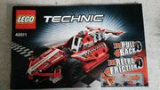 LEGO Technik 42011 - Action Rennwagen