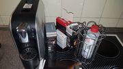 Espresso Kaffeemaschine Aldi silber