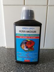Aquarium Filter Medium Fischfutter
