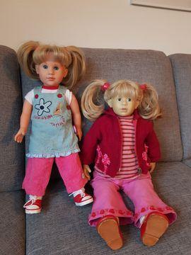 Puppen - Götz Stehpuppe 46 cm