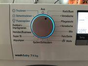 supertoller Waschtrockner Siemens iQ700 7