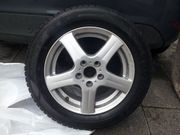 VW Polo Alufelgen Winter-Reifen 4x