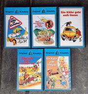 VHS Dudu der Wunderkäfer Serie