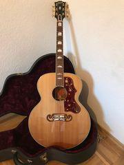 Gibson SJ-200 Koa Custom Shop