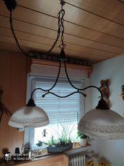 Lampe mit LED Birnen
