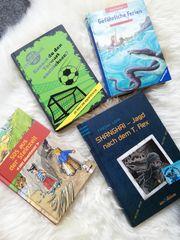 Abenteuer Bücherpaket 4 Stück Einzelpreis