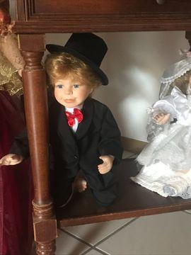 Bild 4 - 16 Puppen zum gesamt Preis - Graben-Neudorf