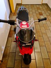 BMW Kinder Elektromotorrad 12V Rot