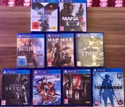 PS4 Spiele