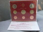 VATIKAN Kursmünzensatz KMS 2008 Papst