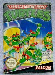 TMHT Turtles für den Nintendo