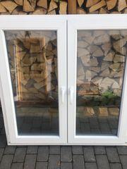 Doppel Glas Kunststofffenster
